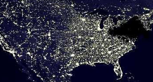 Power outages photo